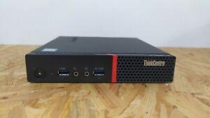 LENOVO THINKCENTER M700 RAM 4GO DDR4 HDD 500Go WINDOWS 10 I5-6400T