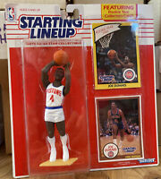 1990 Edition Starting Lineup JOE DUMARS Detroit Pistons NBA Sealed