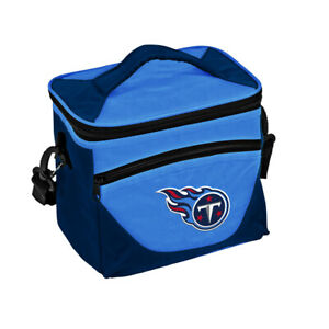 Tennessee Titans Halftime Cooler Zipper Insulated Lunch Bag Box Tote 9pk NFL
