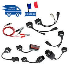 Kit de câble voiture Adaptateur de diagnostic OBD pour AutoCom Delphi CDP+DS150E