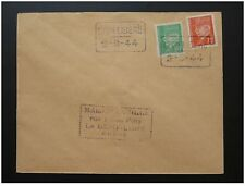 war ww2 Liberation postmark on cover 1944