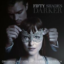 50 Fifty Shades Darker - Film / Movie Soundtrack - CD  ** NEW & SEALED **   Ost