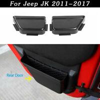 Almacenaje Caja para Jeep Wrangler JK 2011-2017 ABS Interior Partes Portátiles
