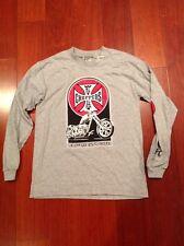 Jesse James West Coast Choppers Harley T-Shirt Youth Boys  Long Beach Size 12/14
