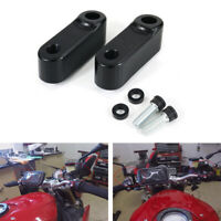 Aftermarket Mirror Extenders Fit For Ducati M 998 Monster S4RS Multistrada 620