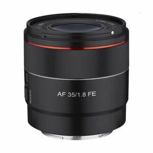 Samyang AF 35mm F1.8 FE for Sony E