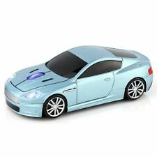 Hot 2.4GHZ Car Wireless Optical Mouse Cordless gaming Game LED LIGHT PC Mice USB