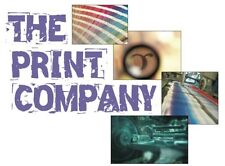 100 x A4 Poster printing service onto 110gsm paper