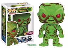 Funko Swamp Thing Scented Flocked Pop! Vinyl Figure SDCC 2016 Exclusive
