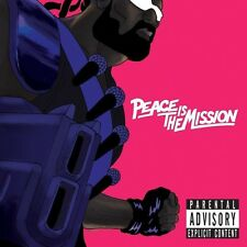 Major Lazer - Peace Is the Mission [New CD] Explicit, Poster