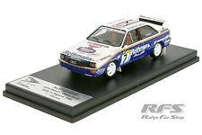 Audi Quattro A2 - Team ROTHMANS - Rallye Algarve 1986 - 1:43 Trofeu RRal 029mR