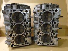 Audi 2.7 Biturbo S4 A6 Allroad engine heads B5 C5 2.7tt AJK AZA AGB AZB pair