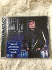 NEW SEALED CD BARRY MANILOW THIS IS MY TOWN: SONGS OF NEW YORK