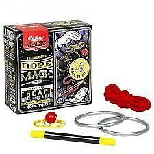 Ridley's Magic Rope Tricks Set - BOXED - NEW