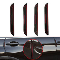 Door Edge Scratch Anti-collision Protector Guard Rubber Strip Universal For Car