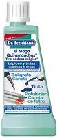 QUITAMANCHAS DE TINTA ROTULADOR Y BOLÍGRAFO 50 ML DR BECKMANN