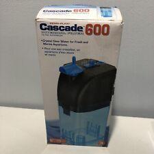 Penn Plax Cascade 600 Internal Aquarium Filter - For 50 Gallon AS IS/FOR PARTS