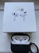 Genuine Apple AirPods Pro Bluetooth Headphones & Wireless Charging Case - White