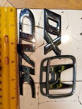 1997-1999 Honda Civic Dx Trunk Emblems