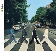 THE BEATLES ABBEY ROAD Album Cover POSTER 24 X 24 Inches