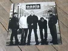 OASIS Acoustic glory LP 12 Titres 93-95