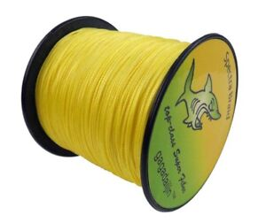10 Color 300M Multifilament Spectra Braided 4 Strands Sea Testing Fishing Line