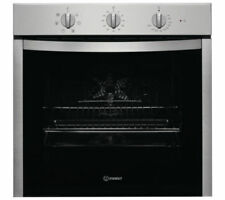 Indesit Stainless Steel Built - in Ovens