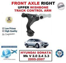 Eje delantero dcho. Brazo De Control Superior para HYUNDAI SONATA Mk V 2.0 2.4