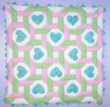 Hearts Intertwined Springtime Baby Quilt Kit* w/ Pattern