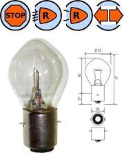 BULB 12V 35W BA20S BOSCH CAR OLD SCHOOL VINTAGE REAR RETRO PROJECTOR LAMP LIGHT