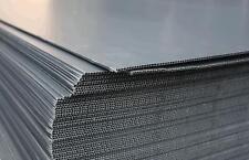 Corflute Protection Flooring Project Board 2.4M x 3mm x 1.2M 10PK Black