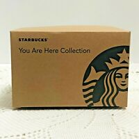 Starbucks YAH Gift Box Cardboard Storage