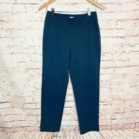 Brunello Cucinelli Blue Trouser Pants Womens Size 6