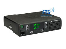 Motorola Mdm01jnc9jc2an - mobile Radio VHF Analogique Dm1400
