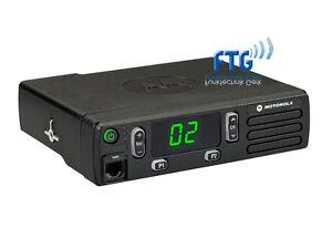 Motorola DM1400,UHF 403-470, 16Kanal Analog + Kundenspezifische Progr
