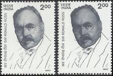 Ronald Ross   Colour Variety   Nobel Prize Medicine MALARIA medical error India