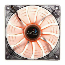 Aerocool Air Force 140x140x25 Ventola Raffreddamento A Led Pc da 140mm Orange