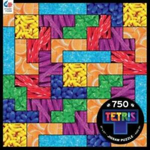 Ceaco Puzzle Tetris - Candy New