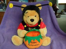 Disney Winnie The Pooh Halloween Plush Bumble Bee Costume VGC!!