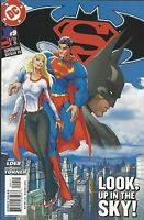 Superman Batman Comic Issue 9 Modern Age First Print 2004 Jeph Loeb Turner DC