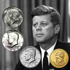Kennedy Collection (1964, 40%, Clad, Dollar)