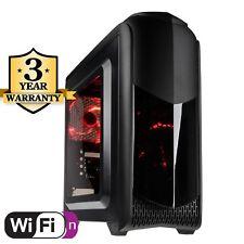CCL Speedy 3.9GHz AMD Quad Core Ryzen 5-2400G 16GB, 2TB, WiFi, Windows 10 Pro PC