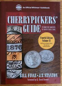 Cherrypickers' Guide to Rare Die Varieties of U.S. Coins - 4th Edition, Vol. II