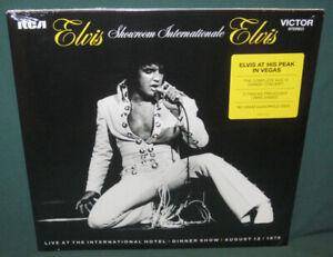 Elvis Presley Showroom Internationale 2 LP Set RSD 2014 SEALED
