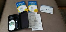 One Touch Verio Flex Blood Glucose Monitoring System Diabetes Care