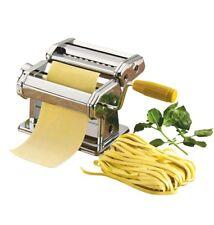 Italian Origins Stainless Steel Pasta Machine