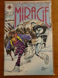 The Second Life of DOCTOR MIRAGE #2 Valiant Comics NM
