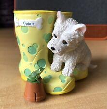 West Highland Terrier 'Curios' Ornament