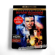 Blade Runner The Final Cut 4K Blu ray Digital HD Copy New Harrison Ford