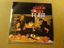 SINGLE CD / THINK OF ONE: TE BIE - PROMO